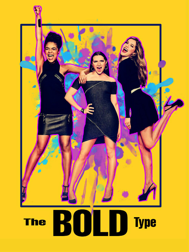 """Who else is watching new episodes of The Bold Type, Tuesdays at 8/7c?! The Bold Type """"Fave Moments"""" Challenge is ending, be sure to submit yours for a chance to win. Here is one of my fave moments from the 1st season! @theboldtypetv @picsart #theboldtype"""
