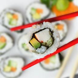 freetoedit sushi pixabayimage blurrybackground focus ircsushi