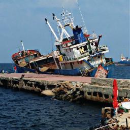 freetoedit deserted ship maltepe seaside
