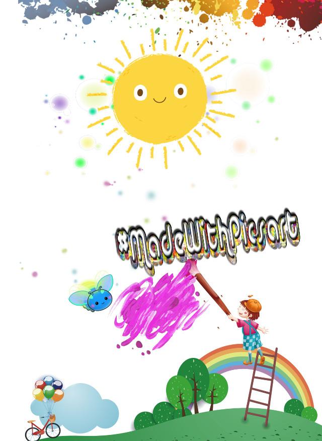 #freetoedit #boy #artwork #cute  #stickerart #layers #cute #colorful #myedit #madewithpicsart