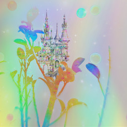 freetoedit castle dreamscape ethereal