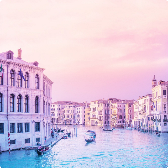 #ftestickers #background #cityscapes  #venice #candyminimal
