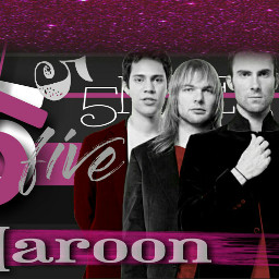 mymaroonfanart maroon5