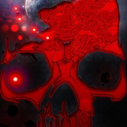 skulls freetoedit