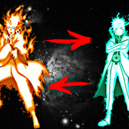 freetoedit naruto kuramamode toneri anime