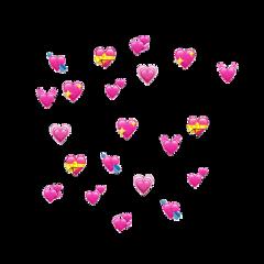 freetoedit love remix corazones