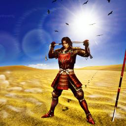 dynastywarriors samurai fantasy warrior soldier