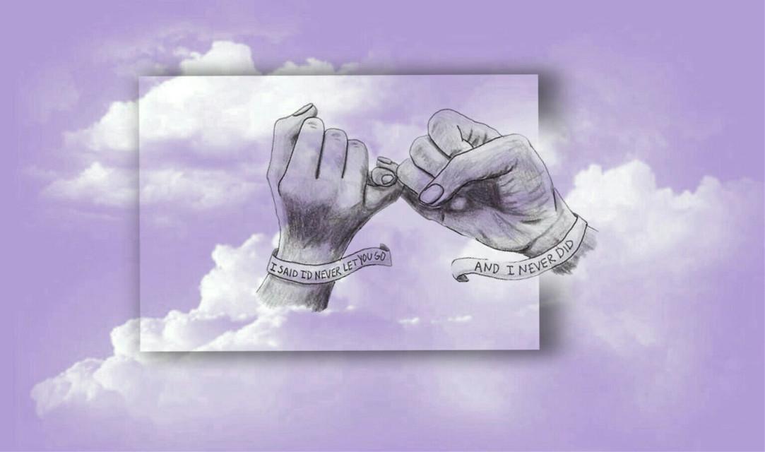 #freetoedit #clouds #hands #purple #love Op @pajolie1 @nairamatevosyan @sona75
