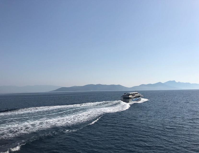 #freetoedit #boat #water #sea