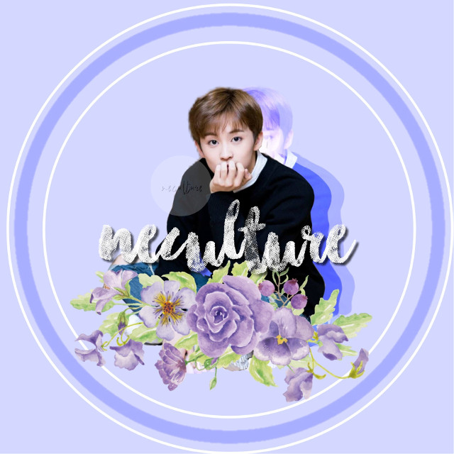 a profile photo for me  credits for stickers mark ; @icecreamcakekpop circle ; @sartharion  flowers ; @missbee_   #mark #marklee #nct #nct127 #nctu #nctdream #nct2018 #nctmark
