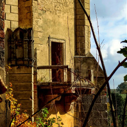 freetoedit old ruins castle pcbalcony