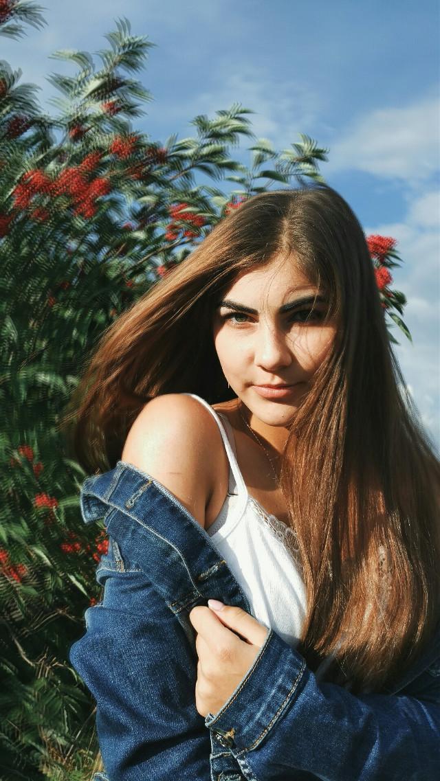 #photo #photograper #picture #photoalbum  #girl #russiangirl #russia #summer #sky