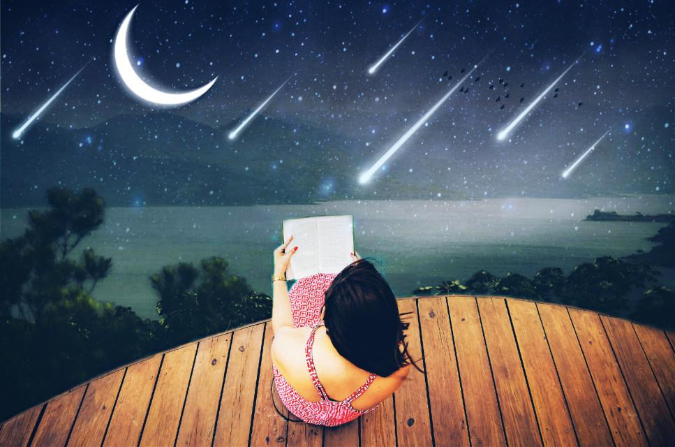 #freetoedit #sky #moon #sketch #fantasy