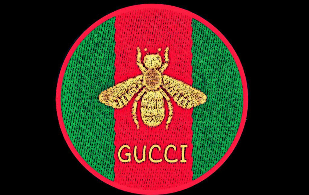 Bee Gucci Symbol Sticker By Elegant