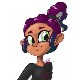 splatoon splatoon2 octoling octolinggirl octolingoc