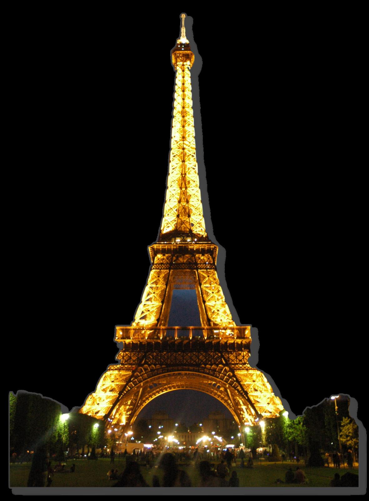 Eiffel tower - Sticker by aswaaks