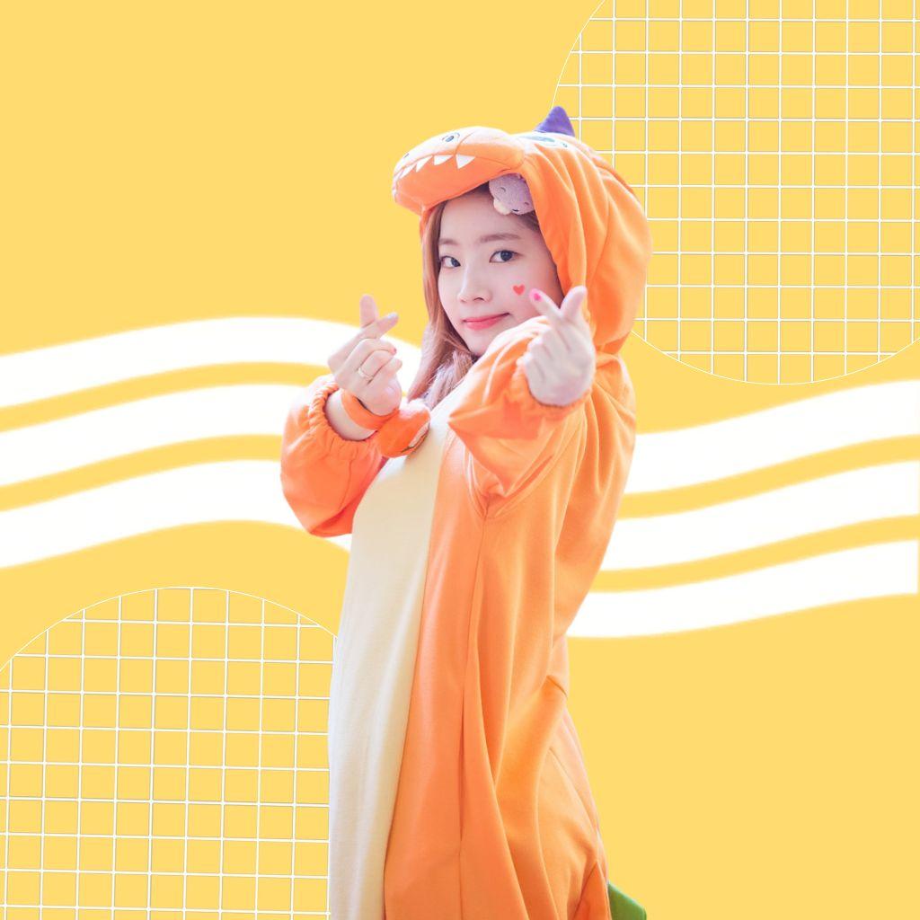 #freetoedit #dahyun #orange #kpop #twice