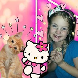freetoedit girl hellokitty kitty