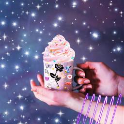 freetoedit love stickers tasse cup