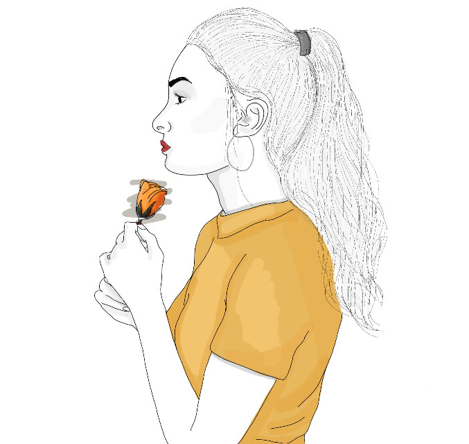#freetoedit #girl #rose #yellow #pcchair #posing #aesthetics #edit #yellowrose   @sandradz
