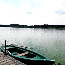 freetoedit boat lake water germany