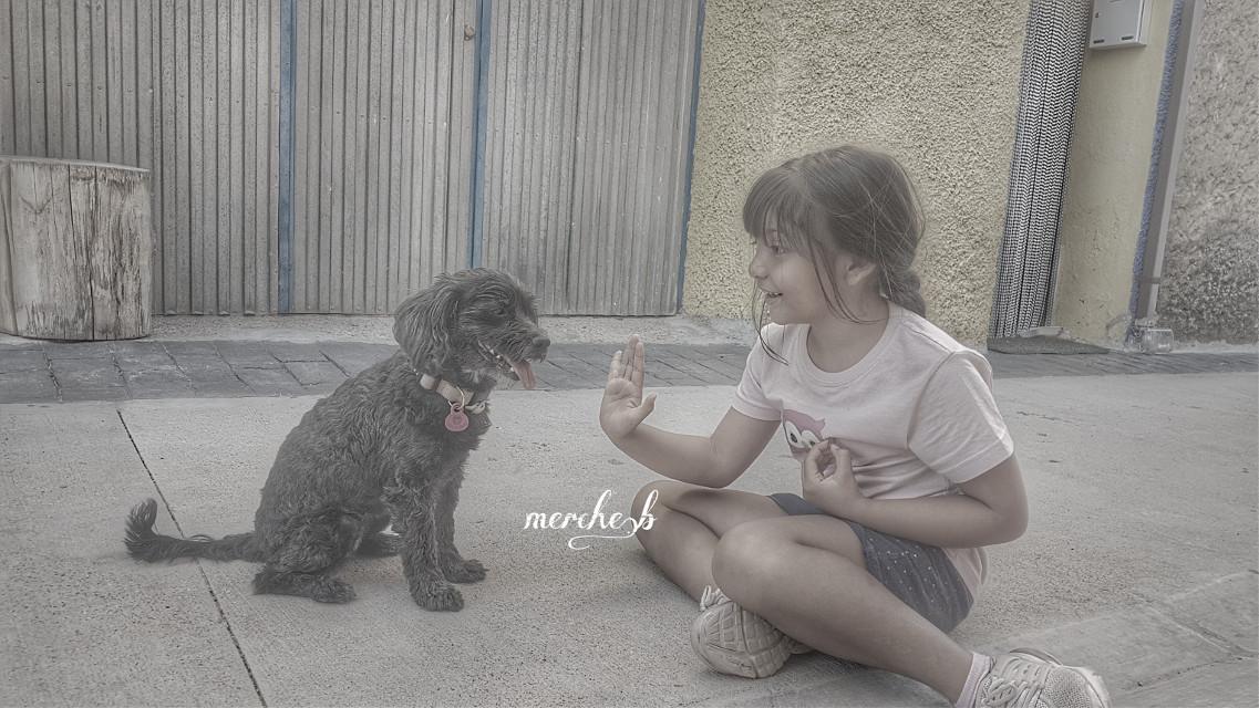 Sofi y  Sira #happyteam #playing #coupleinlove #momentslikethese