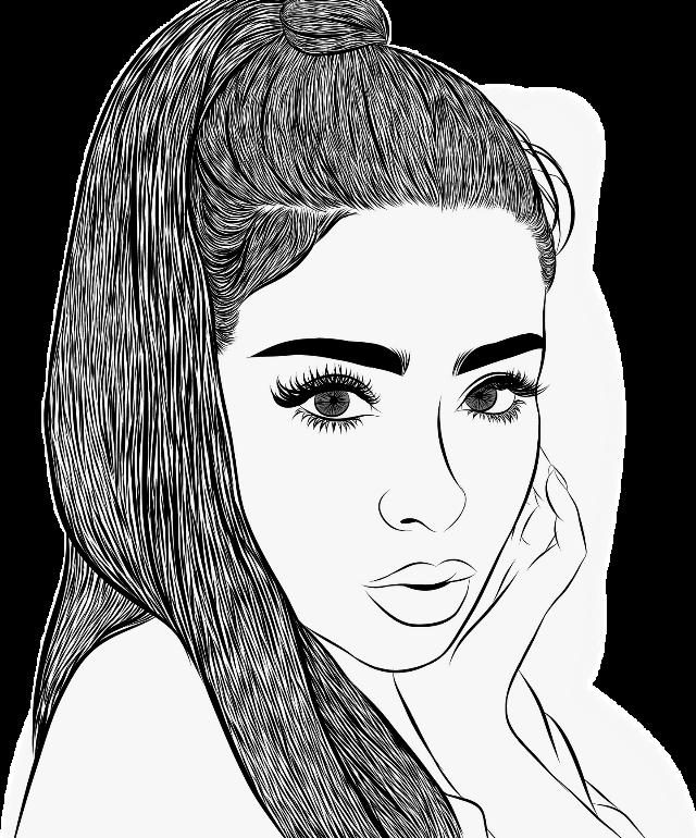 #girl #drawing #art #tumblr