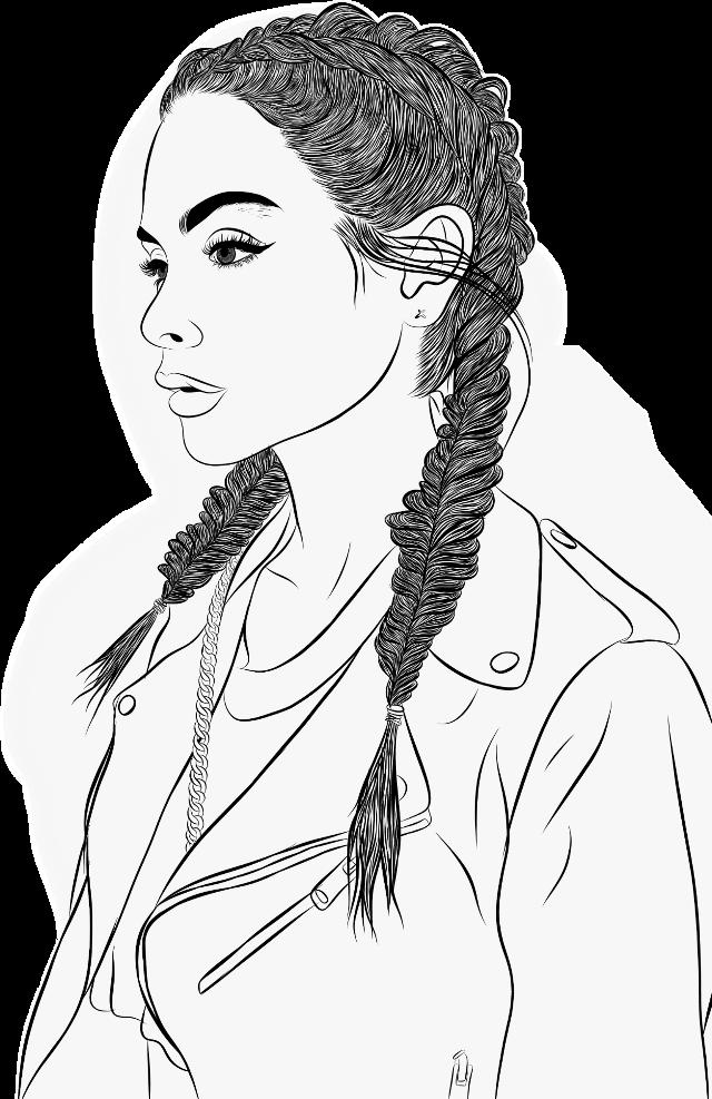 #girl #art #drawing #tumblr