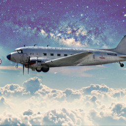 freetoedit 2020 airplane space tumblrphoto