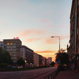 warsaw city nofiltr colours sky pctakemebacktuesday