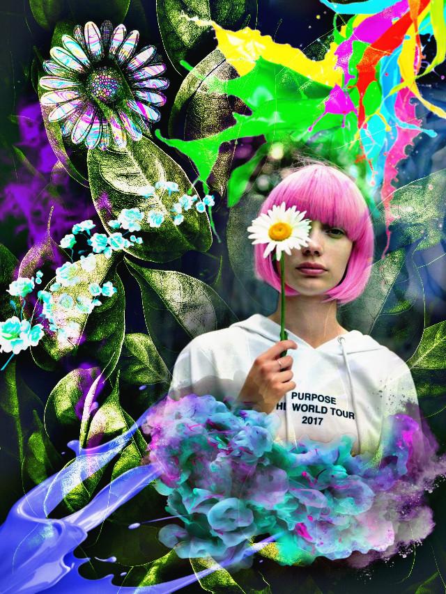 #freetoedit #flower #remixit #colorful