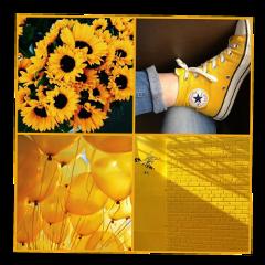 tumblr aesthetic pastel yellow raster
