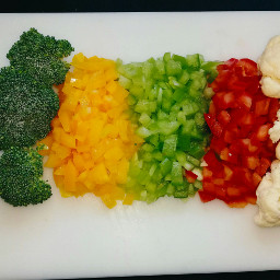 vegetables sodelicious colors