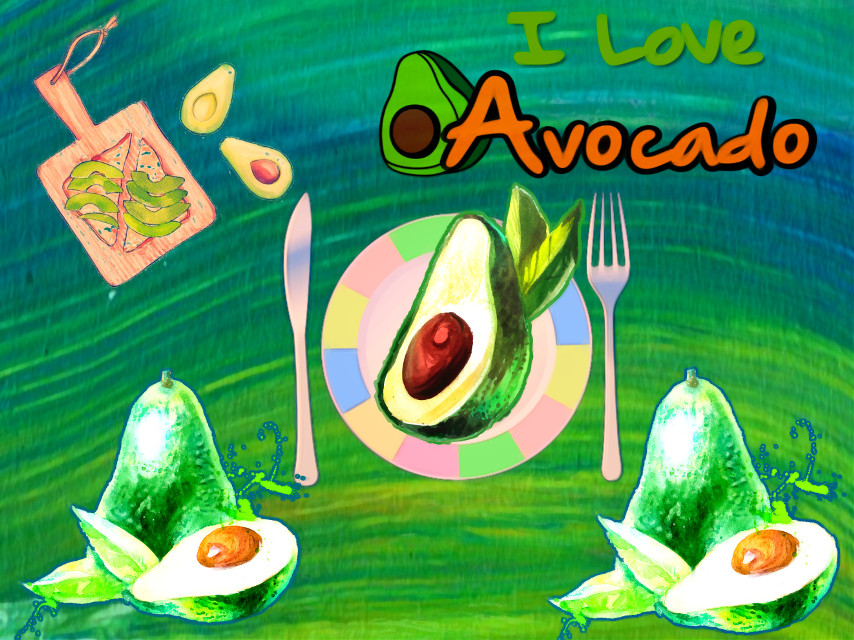 #freetoedit #avocadoday #avocados #dailyremixmechallenge #watercoloreffect #oilpaintingeffect #vin3filter #cutouttool #stickerart #adjusttools #myart #myedit #madewithpicsart
