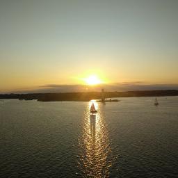freetoedit lithuania shio sunset balticsea