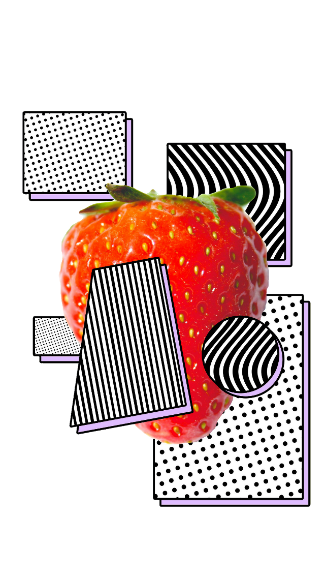 #ilustration #artdesign #digitalart #digitalphotography #strawberry