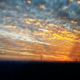 freetoedit sunrise sky photography southafrica