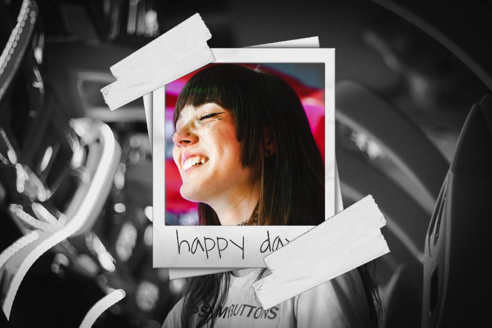#freetoedit #polaroid #happy #day #happyday #smile #giel #smiling #remixit