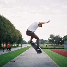 freetoedit analogphotography 35mmfilm skateboarding