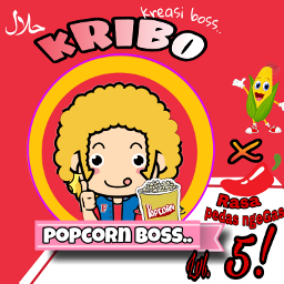 freetoedit boss popcorn chilli