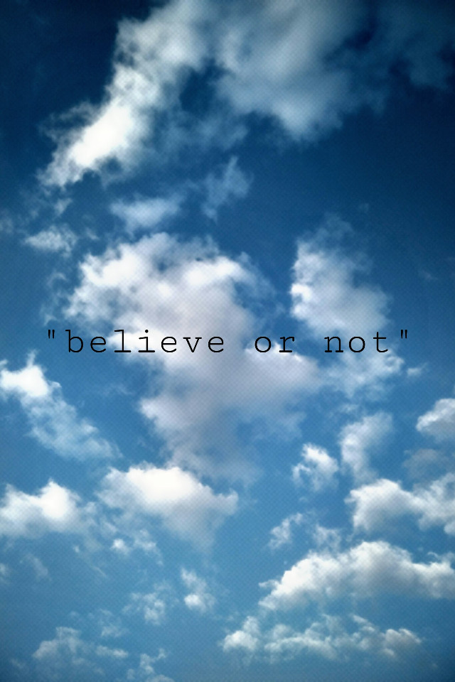 #cloud #sky #blue #blusky #whitecloud #believe #bluewhite #outdoor #lanskap #not #view