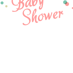 babyshower baby invite freetoedit