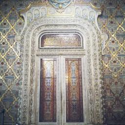 door decoration pcdoor