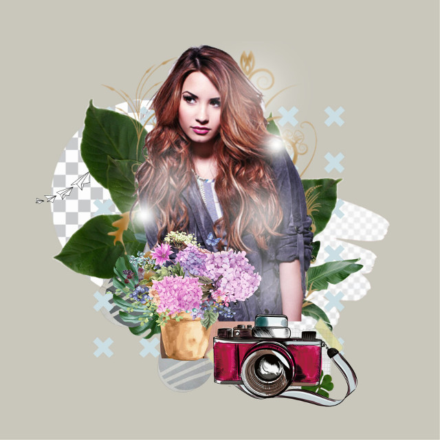 #freetoedit #remix Demi Lovato ❤