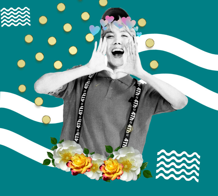 Jhope 💜 #jhope #tumblr #bts @picsart