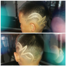 haka13 blackstylist barber hairtattoo blackboss