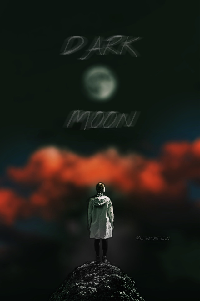 "#freetoedit ""another edit with different sticker💕"" . . #moon #black #girl #mountain #standing #valley #sky #colour #orange #pink #blue #dark #fx #love #watch #beautiful #weather #whitemoon #madewithpicsart #picsartedit #myedit #love"