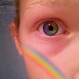 freetoedit colorfull foreverlove eyesrainbow magic