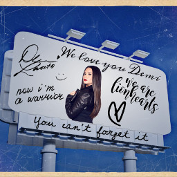freetoedit demilovato billboard weloveyoudemi lovatic ircedityourheartout