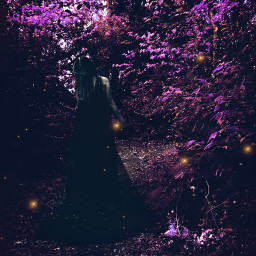 freetoedit nature picsarteffects witches